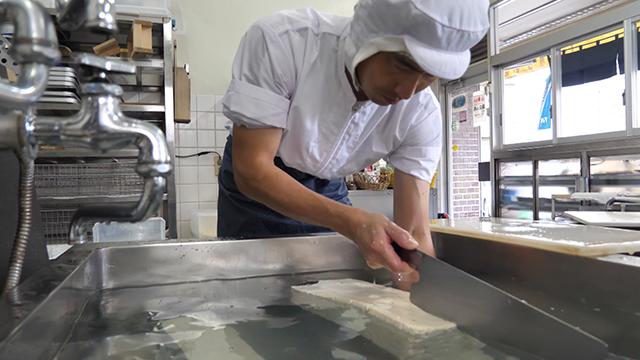豆腐製造、豆腐職人