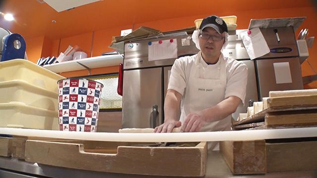 パン製造、パン職人