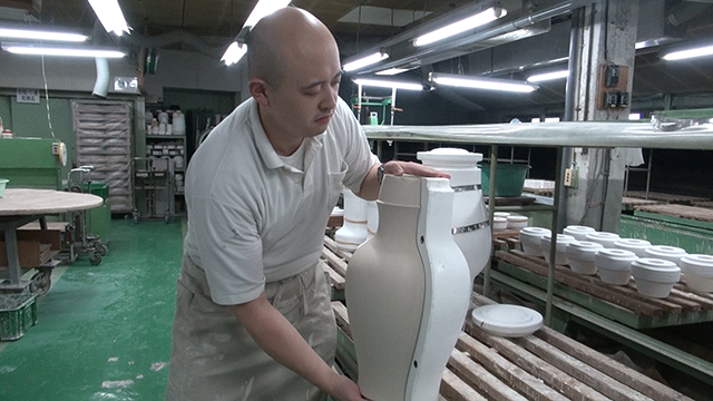 陶磁器製造