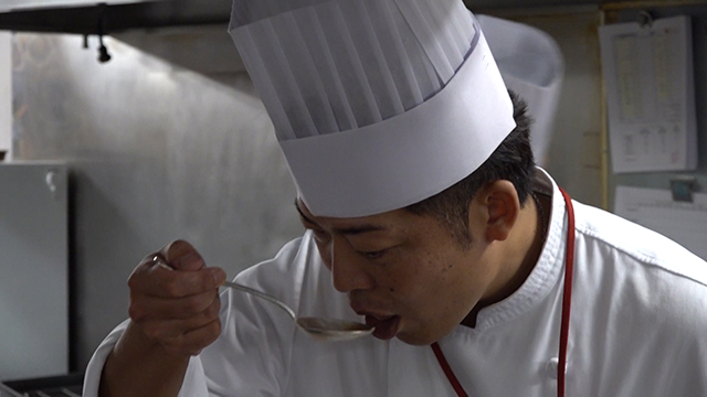 西洋料理調理人(コック)