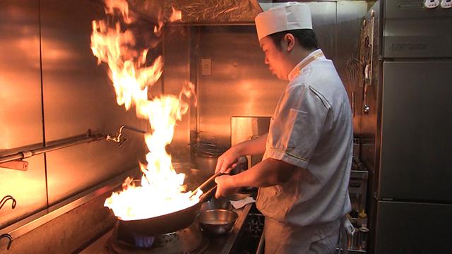 中華料理調理人