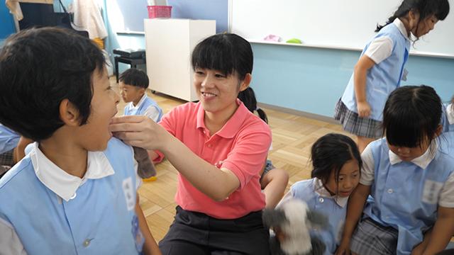 幼稚園教員