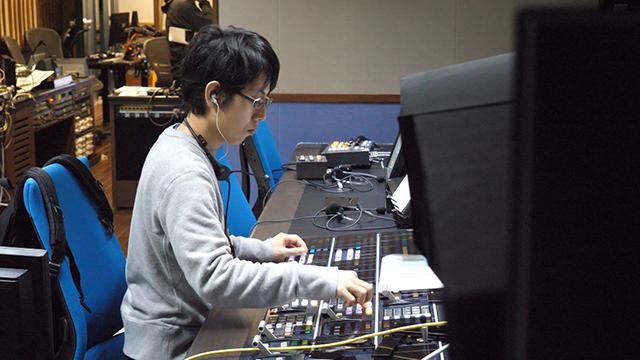 テレビ・ラジオ放送技術者