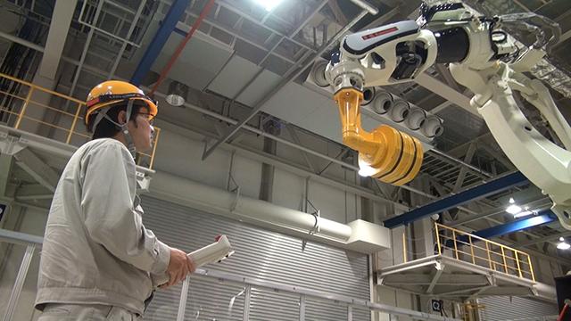 産業用ロボット開発技術者