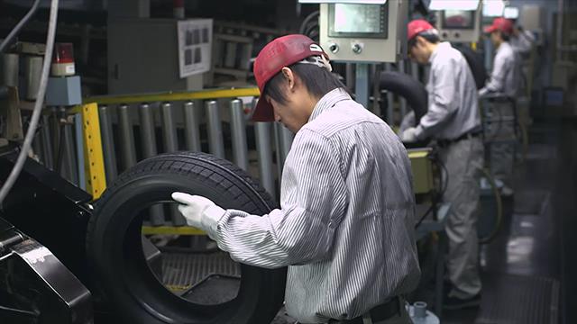 タイヤ製造