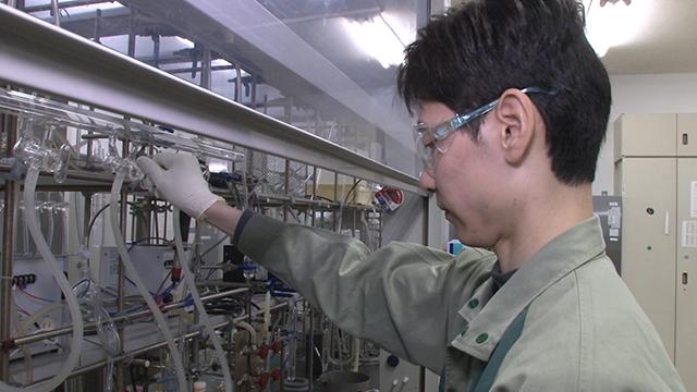 高分子化学技術者