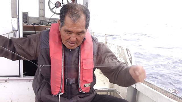 沿岸漁業従事者